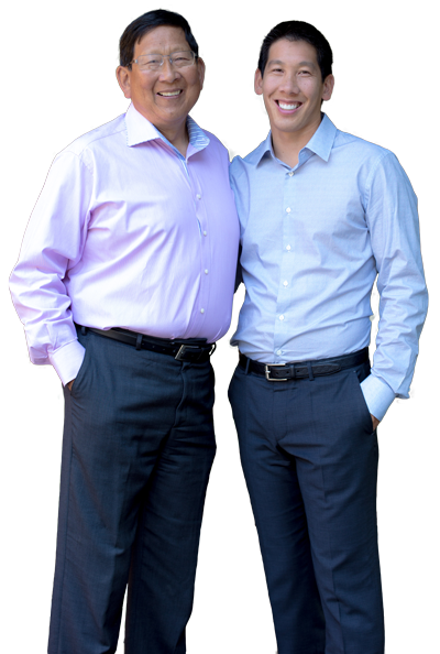 Meet Dr. Ryan Chiang &Dr. Norman Chiang Bellevue Dentists at Bellevue Dental Arts.