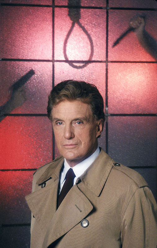 Robert Stack - Unsolved Mysteries
