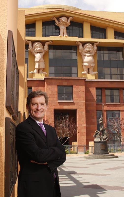 Disney Executive