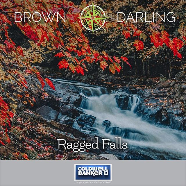 Take in Muskoka's fabulous fall with Brown and Darling! 🍂 Savour the best of our autumn colours with a stroll down the Ragged Falls Oxtongue River trail. Take a short, one-kilometer walk down to the falls and enjoy the natural splendor! . . . #MuskokaRealEstate #MuskokaLife #ColdwellBanker #Muskoka #JustListed #NorthMuskoka #MuskokaListings #PointingHome #JessicaAndVictoria #HuntsvilleOntario #FamilyHome #cottagelife