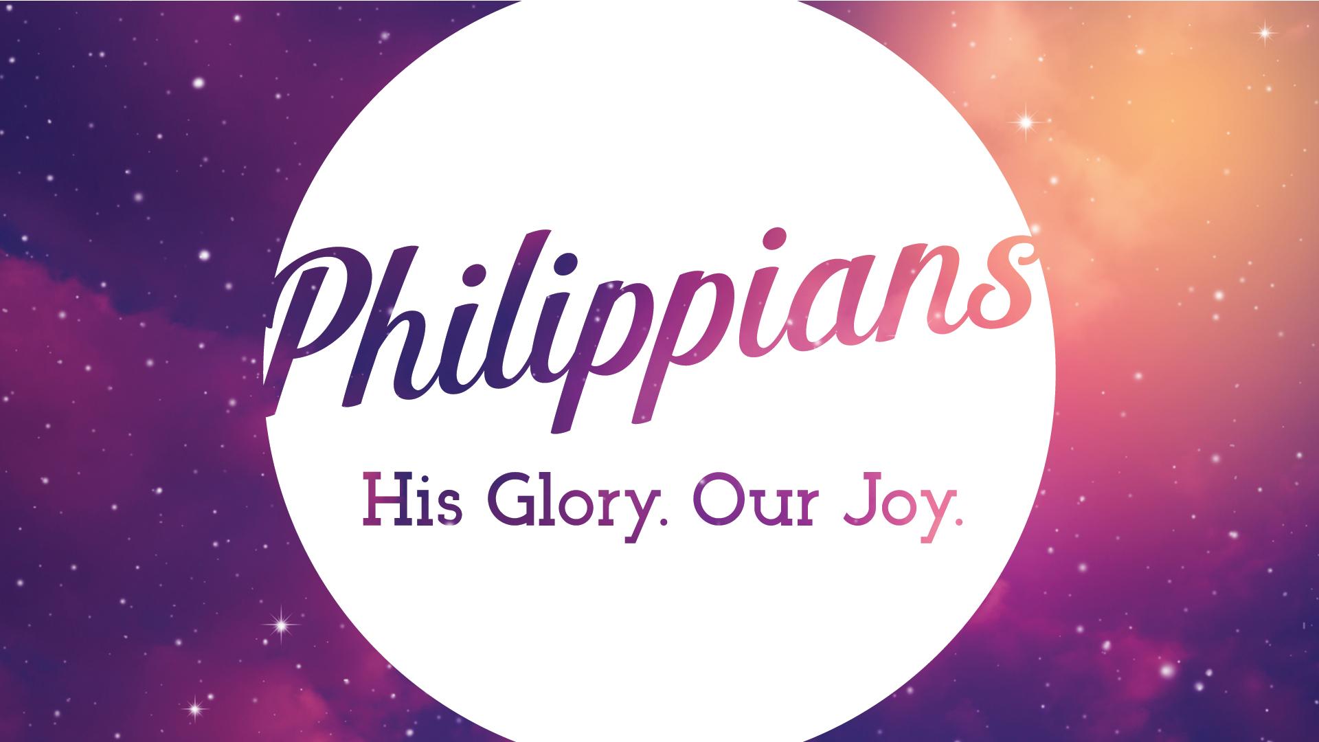Philippians // 1.6.19 - 5.26.19