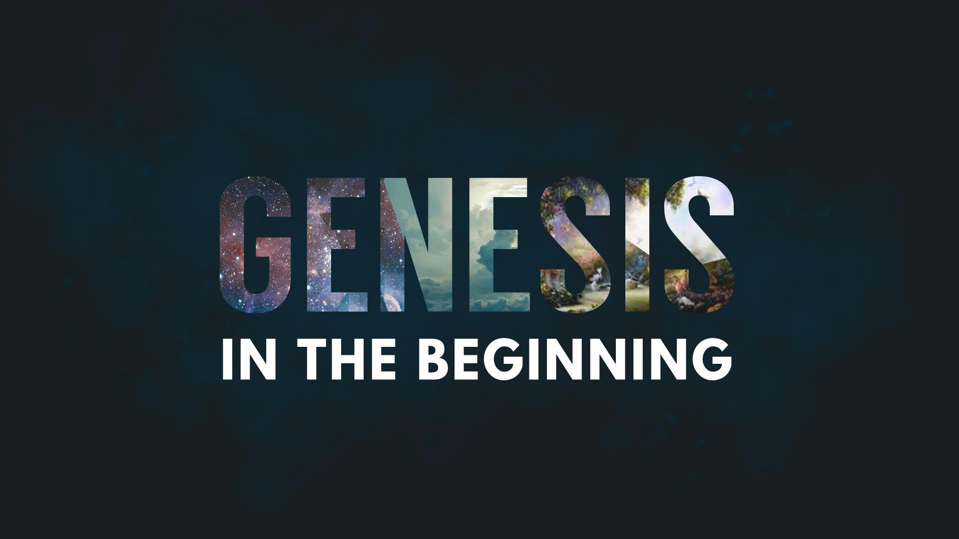 Genesis //  6.2.19 - 7.28.19