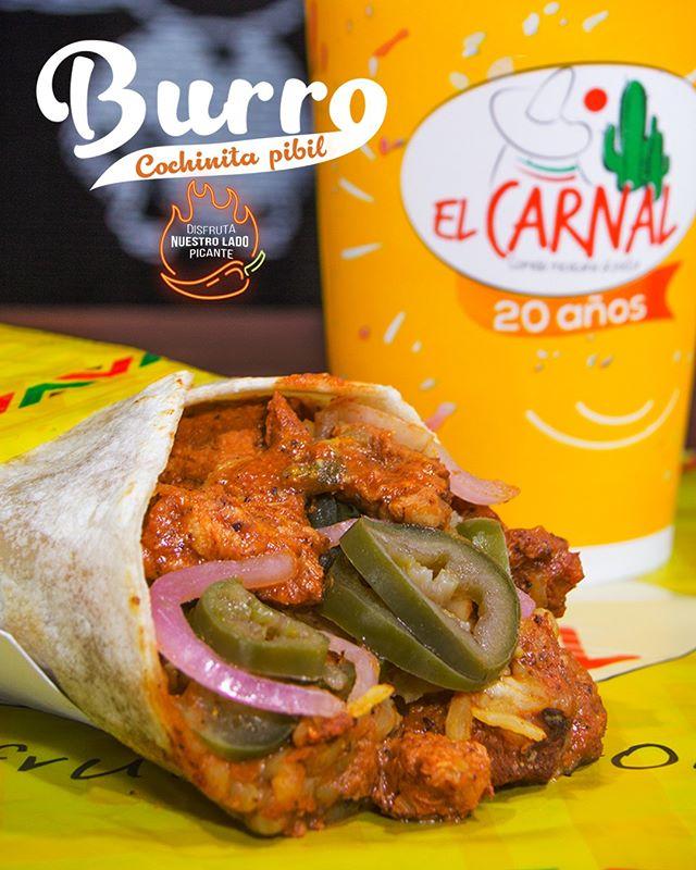 🔥NUEVO BURRO COCHINITA PIBIL🔥 ¡Qué esperas para probarlo!😘🌯 ---- #elcarnaldisfrutadetodo #cochinitapibil #burrito #burritos #burritoparty #breakfastburrito #burritolist#burritolife ##igfoodie #foodiest #fitfoodie #foodielovers #instafoodie #foodiesofinstagram #foodieporn #foodiediaries #foodieforever #foodiefriends  #foodielove #foodiepic #foodiepics #foodieforlife #bogotarestaurants #quecomer  #bogotafoodie #domiciliosbogota #bogotafood #bogotafoodlover #tasty #YouGotThis