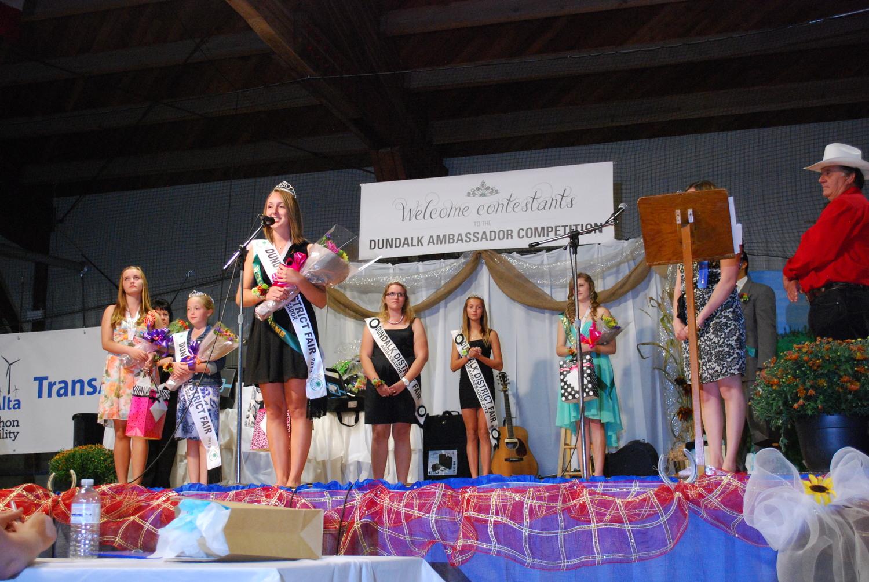 2013 Dundalk Fair Ambassador Competition