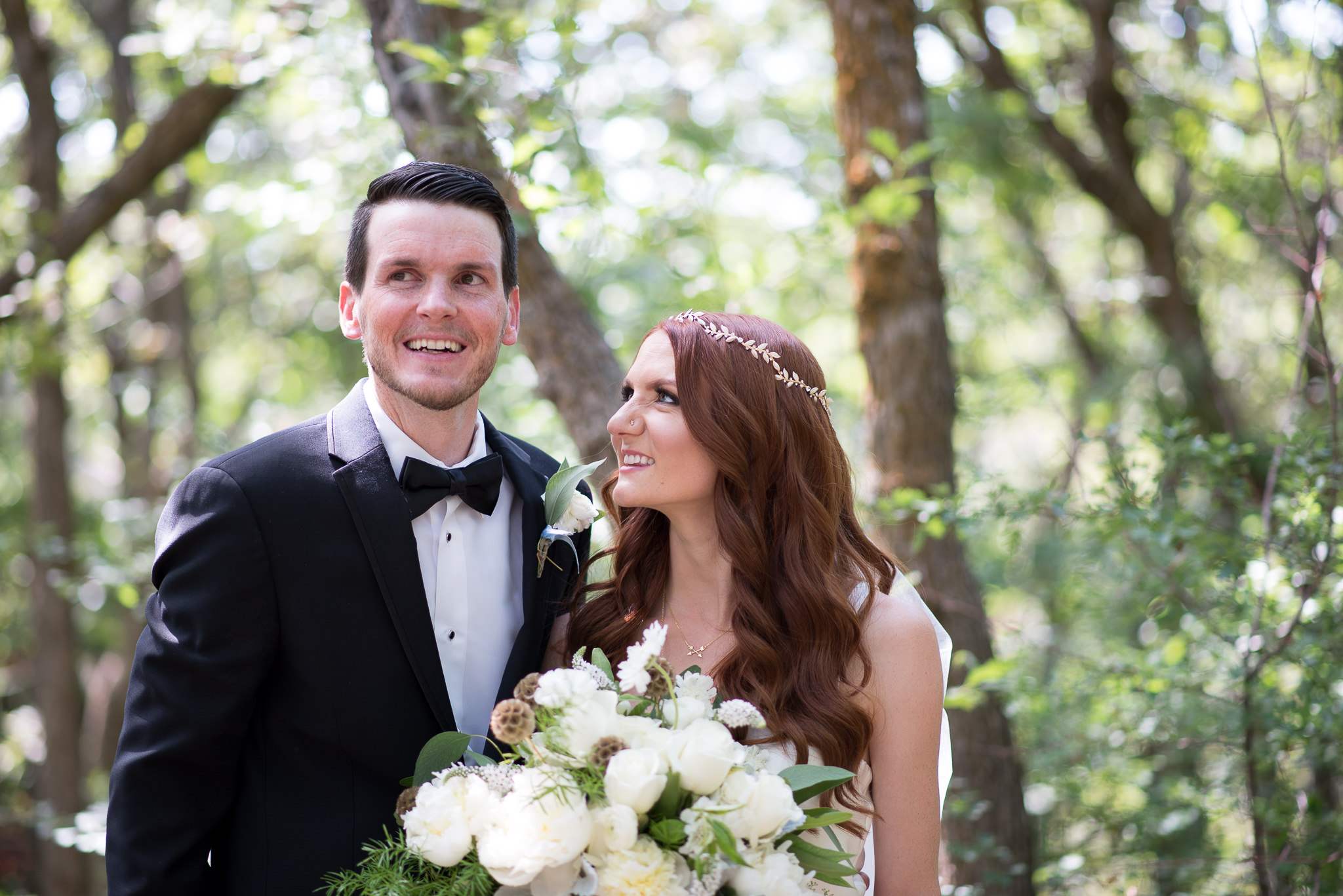 Red Butte Garden Wedding