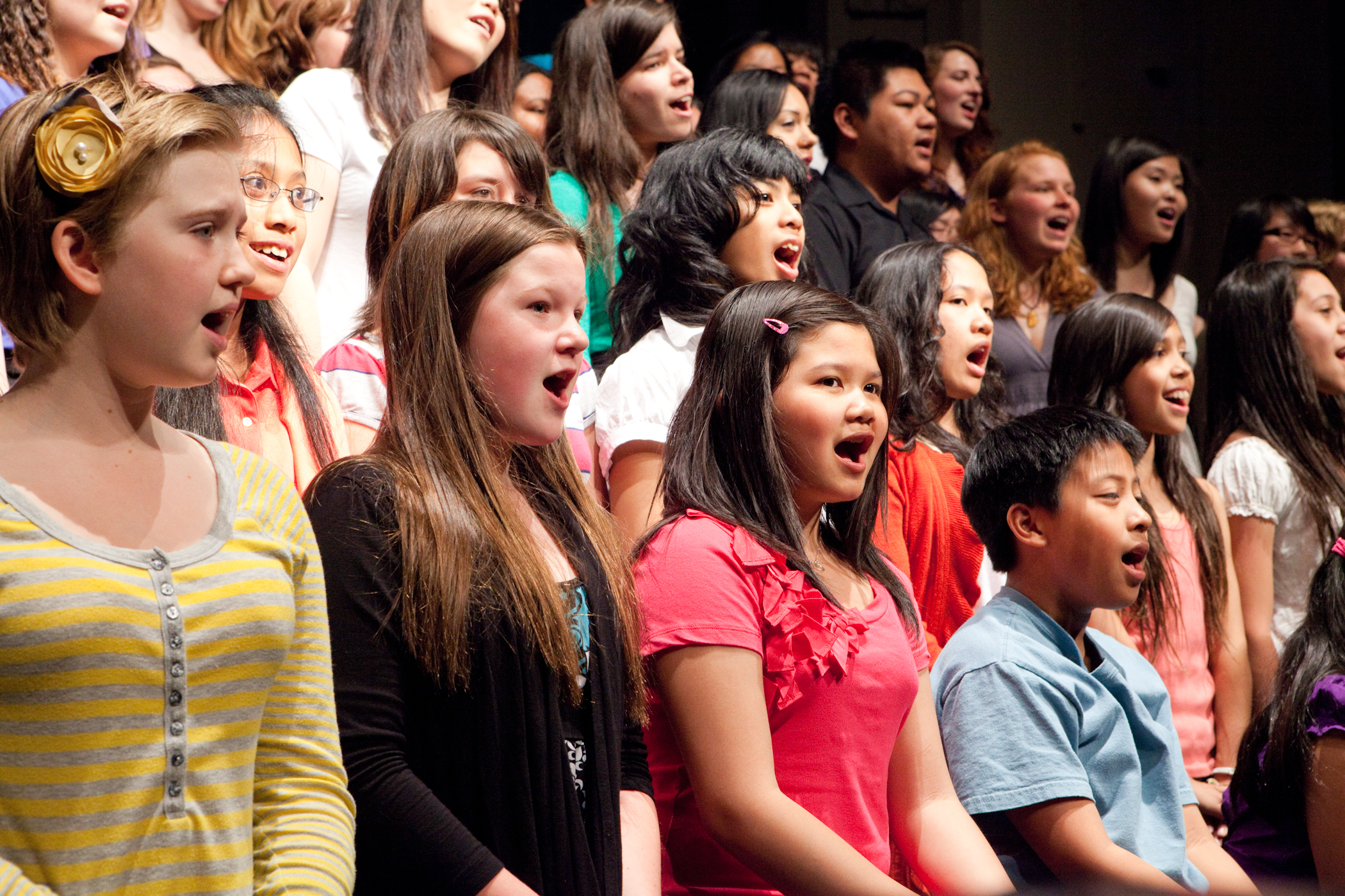 A high-quality music program staffed with talented mentors, youth facilitators & guest artists -