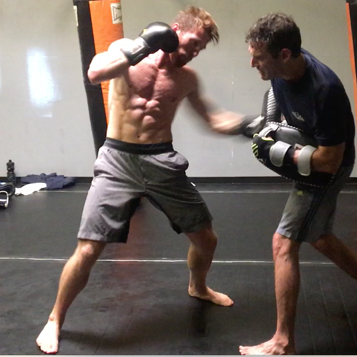 Fight Reel - Kickboxing, fight choreography and Taekwondo experieince