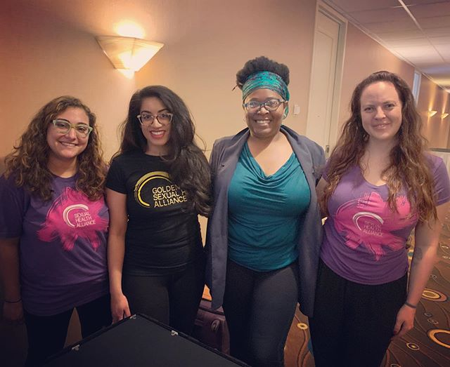Our an amazing team members in California at our last conference either @justinjlehmiller 🙌💪🤩 we couldn't do anything without these individuals working as a team all for the progression of highly quality education ! 😍 #sexualhealthalliance #sexnerd #sexpositive #sextherapy #sexology #sexeducation #sexed #sexeducator #sextherapist #healthcare #SHA #teamworkmakesthedreamwork