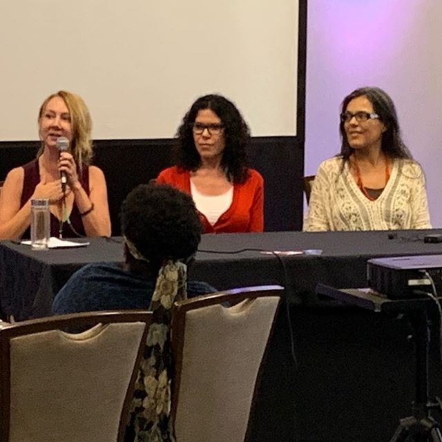 So thankful to @uncagelove and @anastasiaallington and @bellalavey for sharing their wisdom, knowledge and experience in sexual surrogacy 2.0, sex education, wheel of consent and somatic work at our conference this past weekend in Austin. Everyone was blown away by the dialogue! #sextherapy #sexeducation #sexpositive #sexnerd #sexeducator #sexceptional #sexualhealthalliance