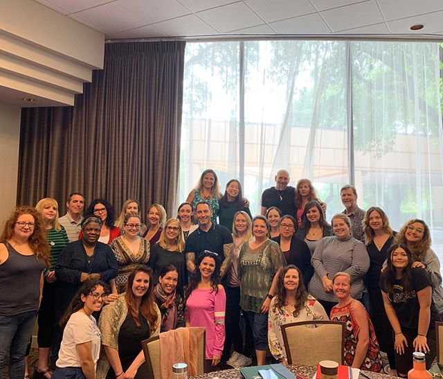 Just some of our #sexualhealthalliance attendees at the full weekend training with the great @drdonaghue !! We've had so many messages of how this training has transformed their work and mindset. Thank you again to Dr. Chris Donaghue for your beautiful work in this field ✨🔥🌈 #sexology #couplesgoals #couplestherapy #couplestherapist #sexnerd #sextherapy #sextherapist #sexeducation #sexeducator #sexologist #sexnerd #sexed #sexceptional #sexpositive