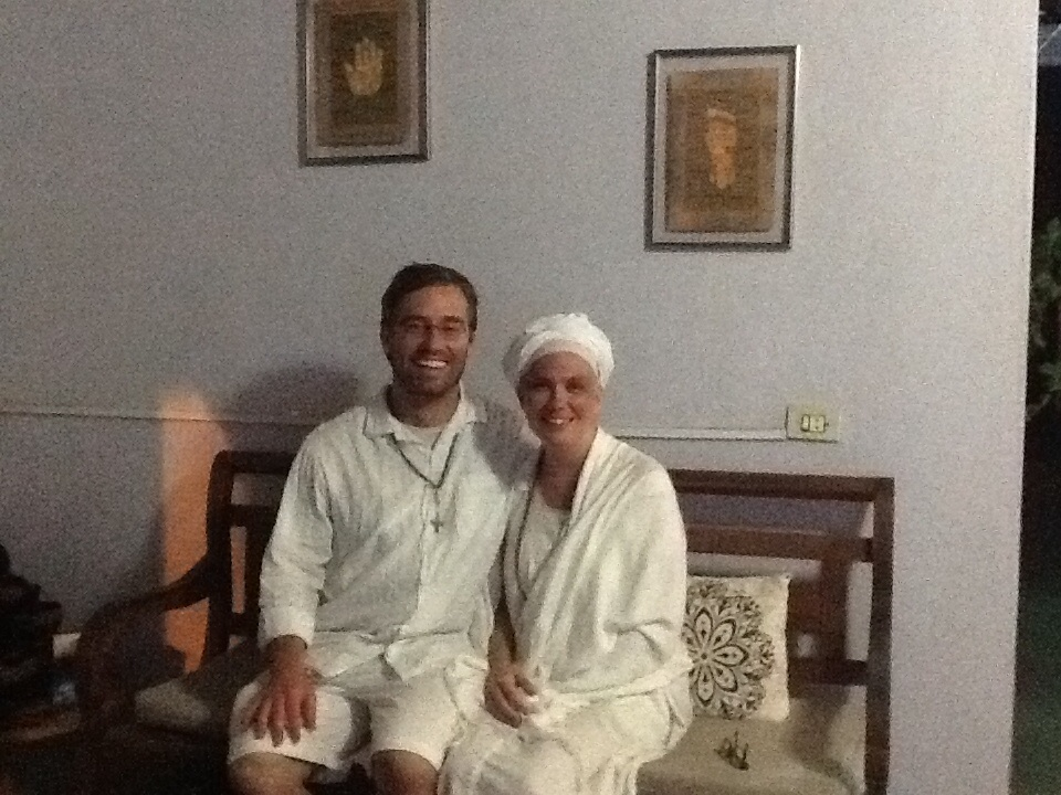 First days in Brazil