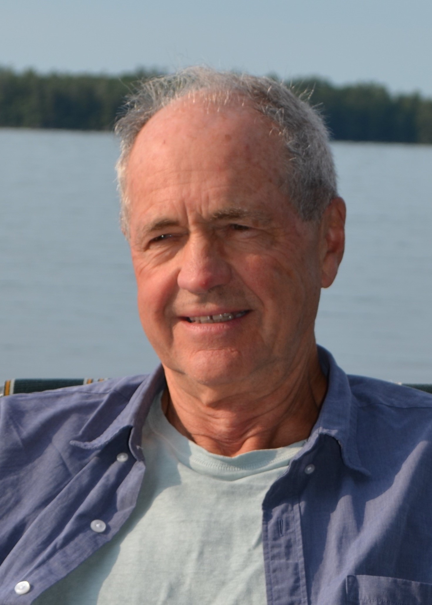 David Baxendale Founding Partner Emeritus