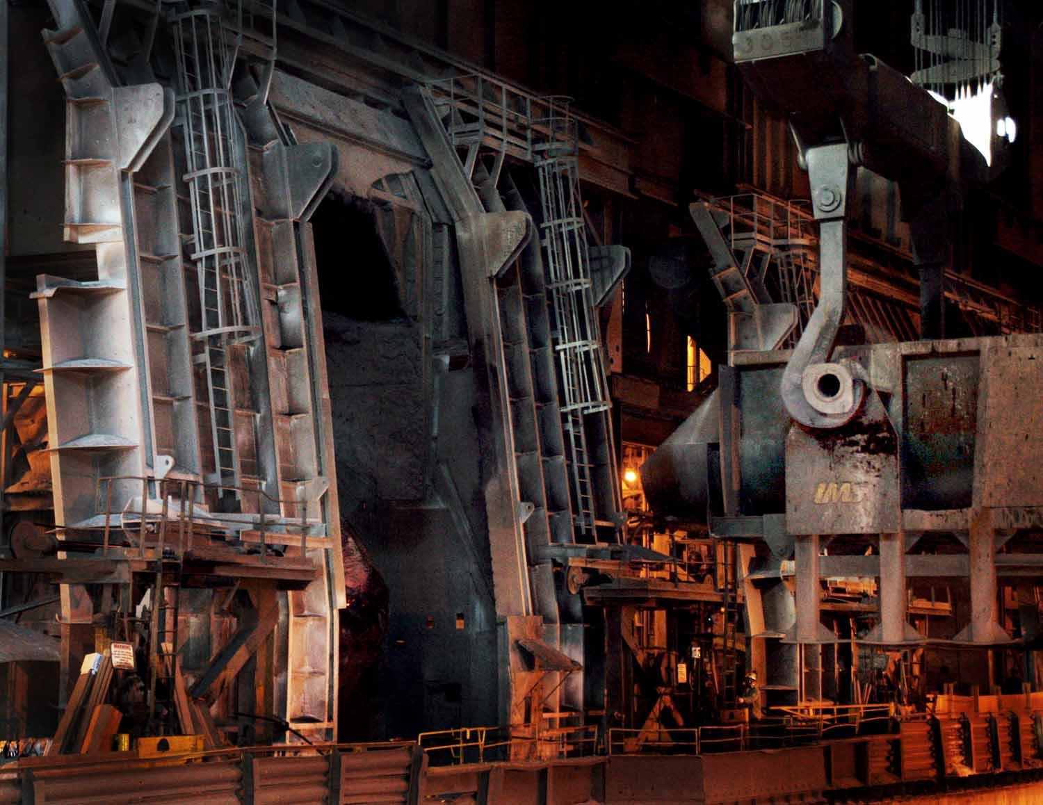 INDIANA STEEL MILL