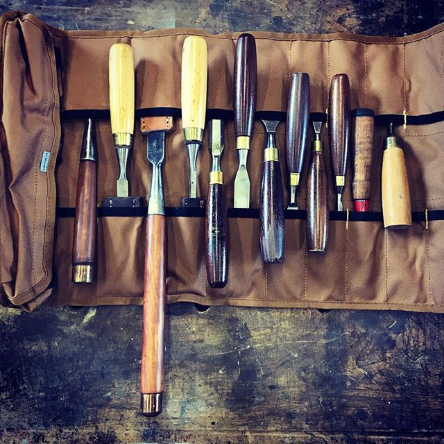 Ready for action. #GCGC #workeveryday #sharps #chiesel #woodworking #tools #tradition