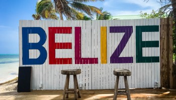 thursday - July 25th - welcome to belize!commute to villa via boat on nautillus express