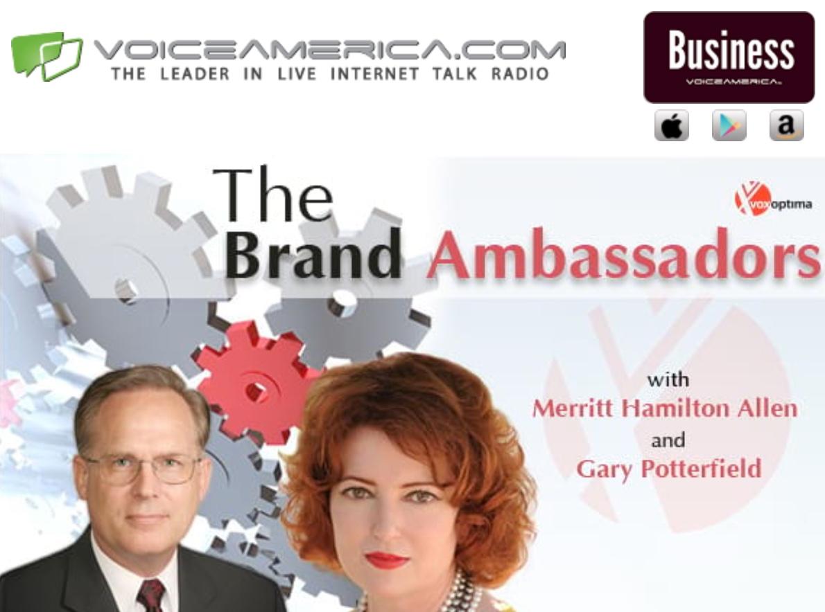 The Brand Ambassadors on VoiceAmerica Business