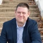 Author Dave Gerber