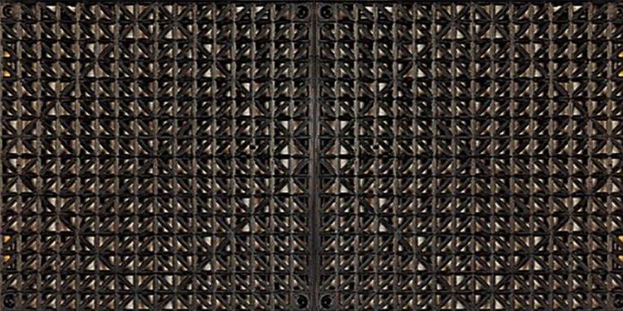 Black / #2557 Poly-Lock