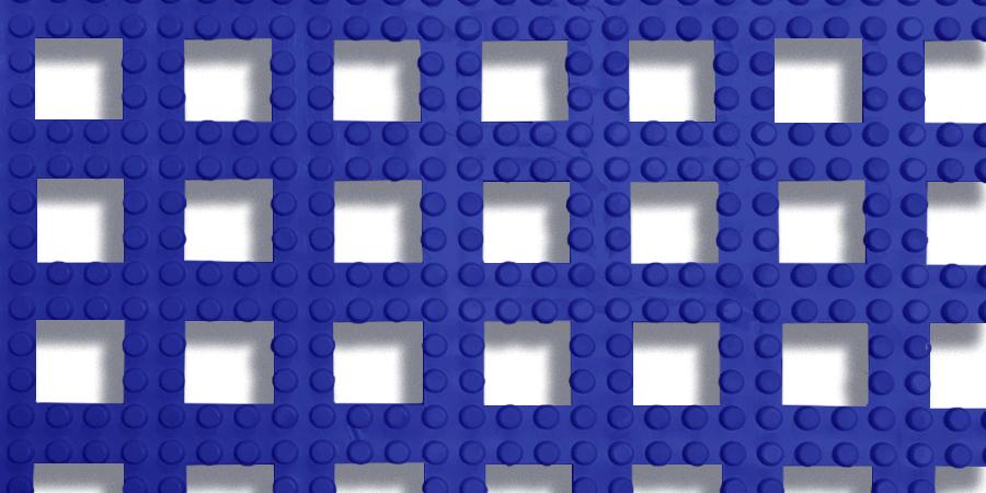 Blue / #2554 Dri-Dek