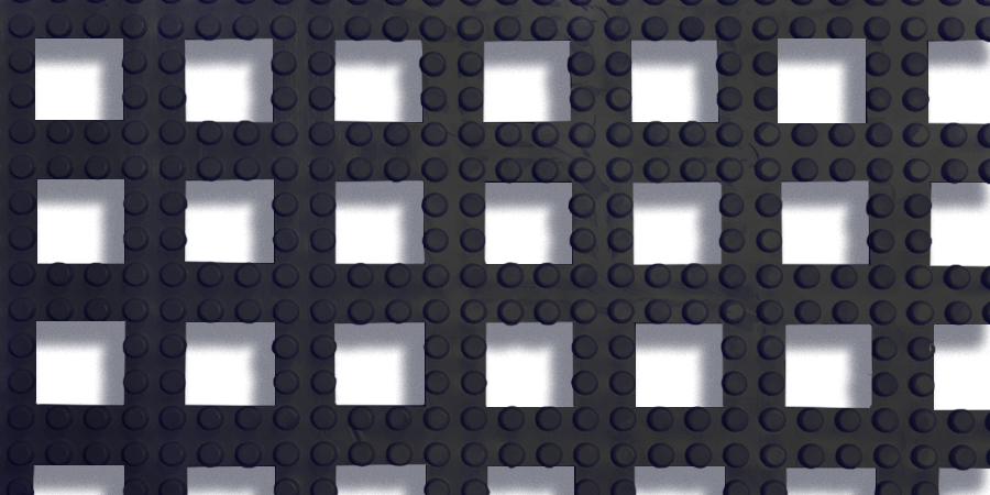 Black / #2554 Dri-Dek