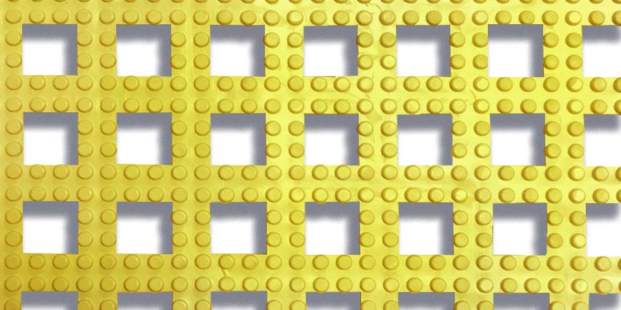 Yellow /#2554 Dri-Dek