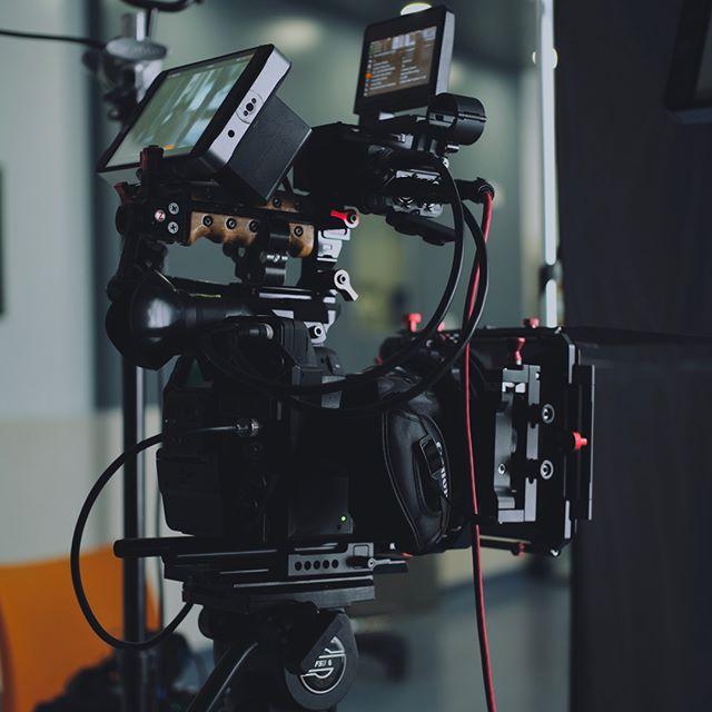 Some #bts from a portion of our Australia shoot. We wanted to keep the camera packages small, but useable in all situations. The @smallhd 702s always keeping out exposure spot on.