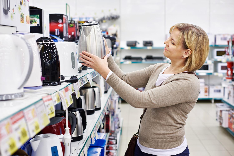 Varehus med fokus på elektronikk, hvitevarer og digitale produkter      Noe nytt til kjøkkenet?