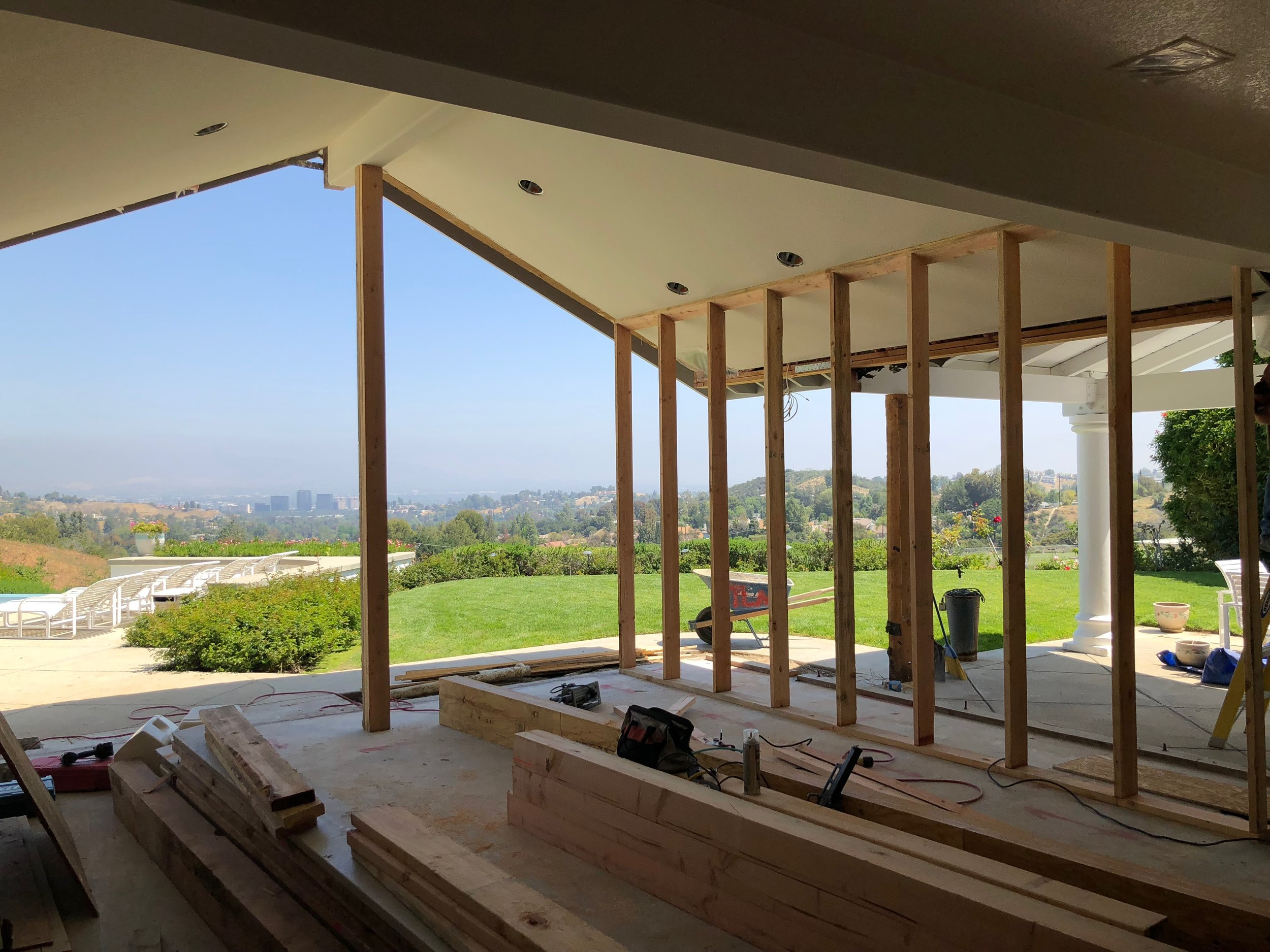 Calabasas - Addition & Full House remodel