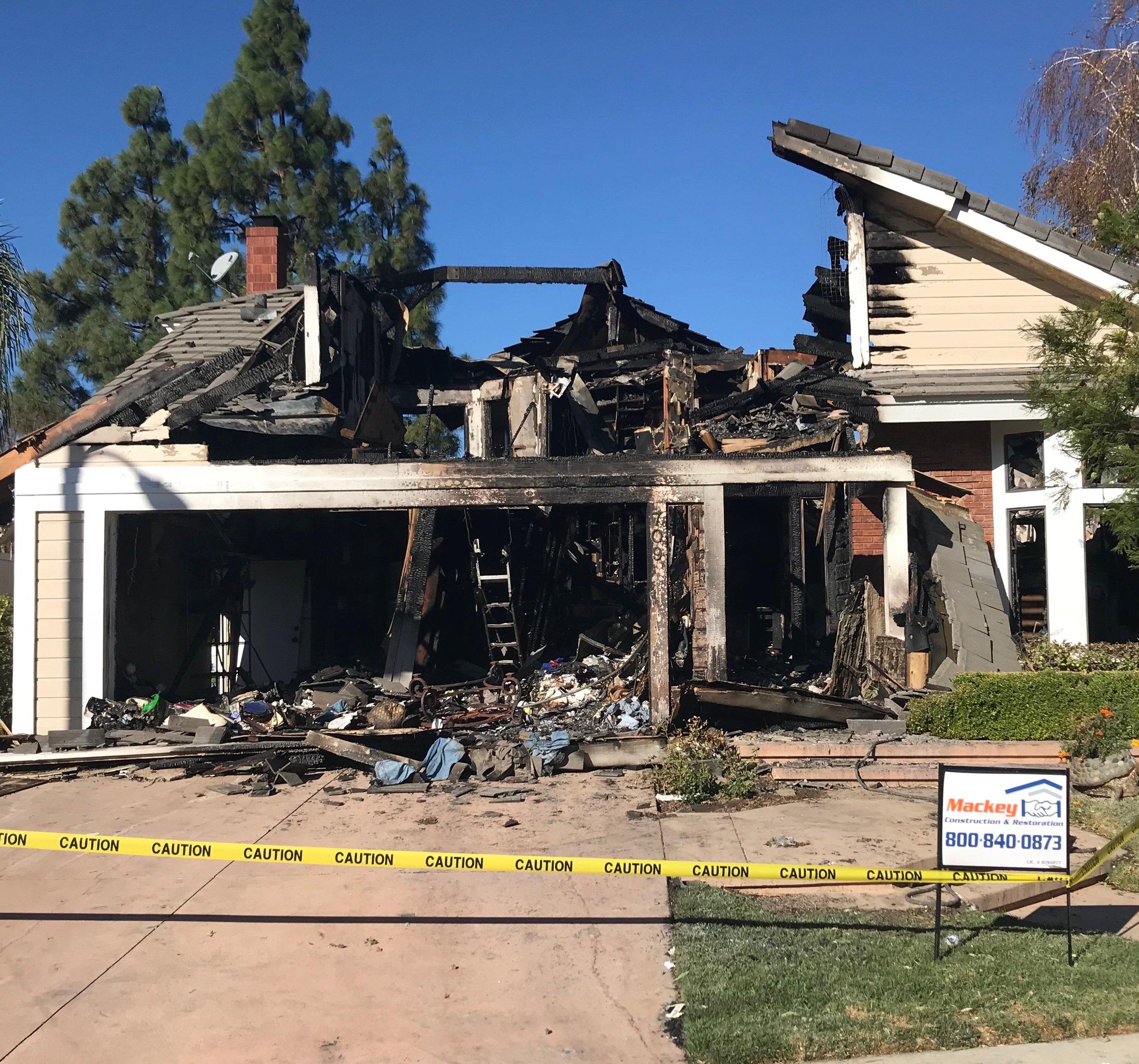 Oak Park - Fire Loss