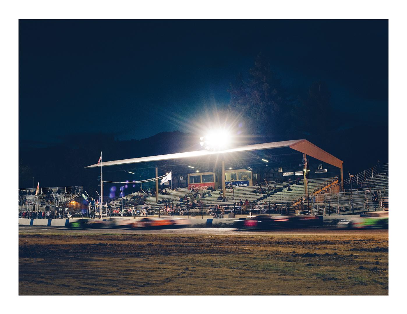 Ukiah Speedway, Ukiah CA