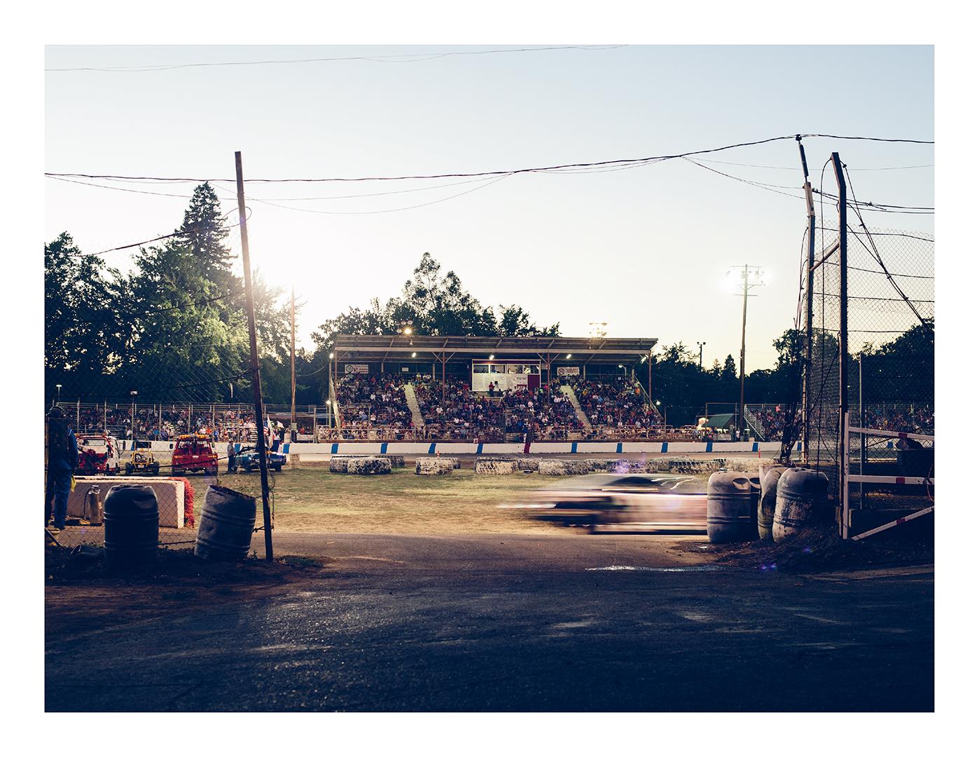 Lakeport Speedway, Lakeport, CA