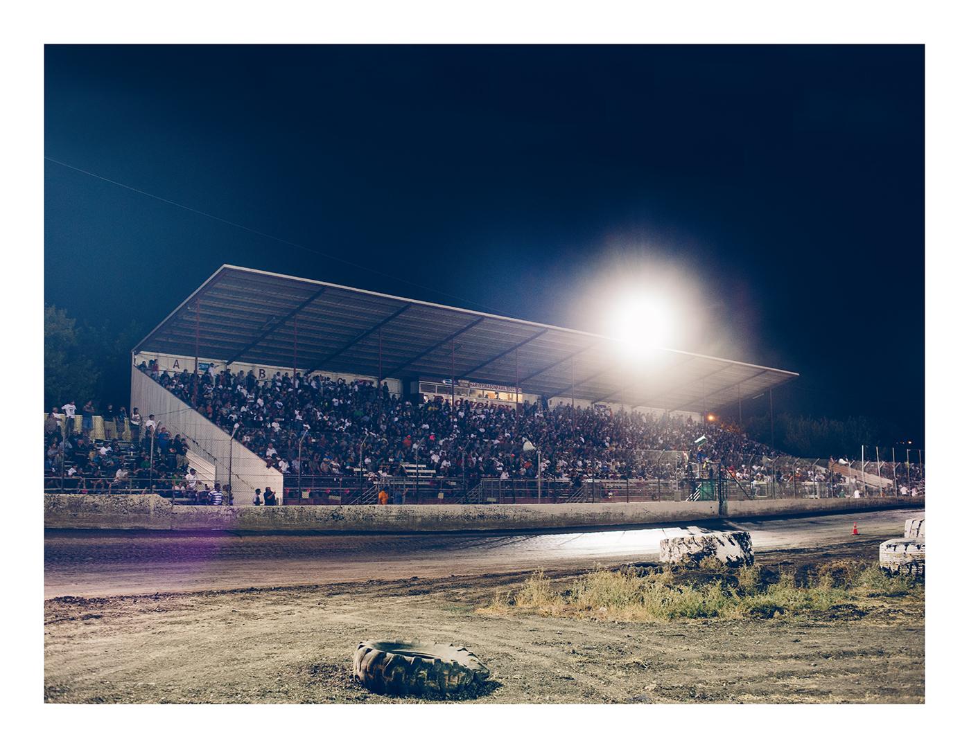 Antioch Speedway, Antioch, CA