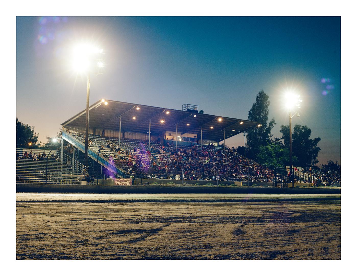 Kings Speedway, Hanford, CA