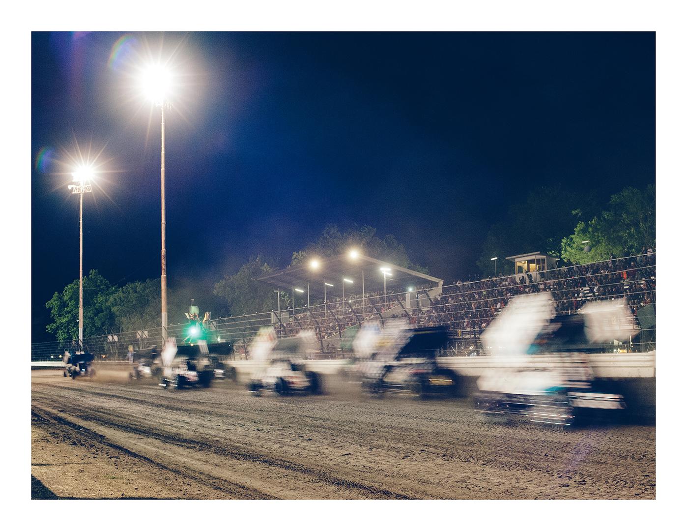 Calistoga Speedway, Calistoga, CA