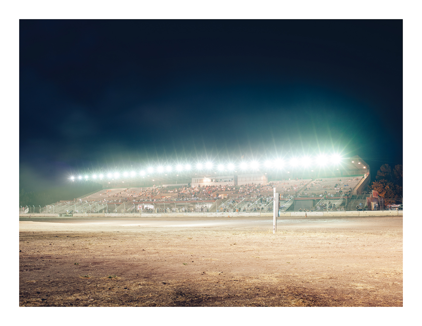 Stockton Dirt Track, Stockton, CA
