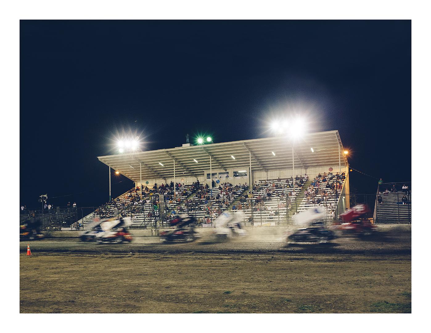 Silver Dollar Speedway, Chico, CA