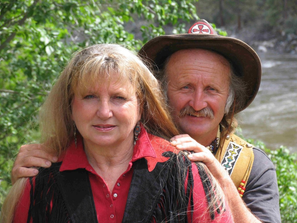 Barb and Gary Lane, Riggins.