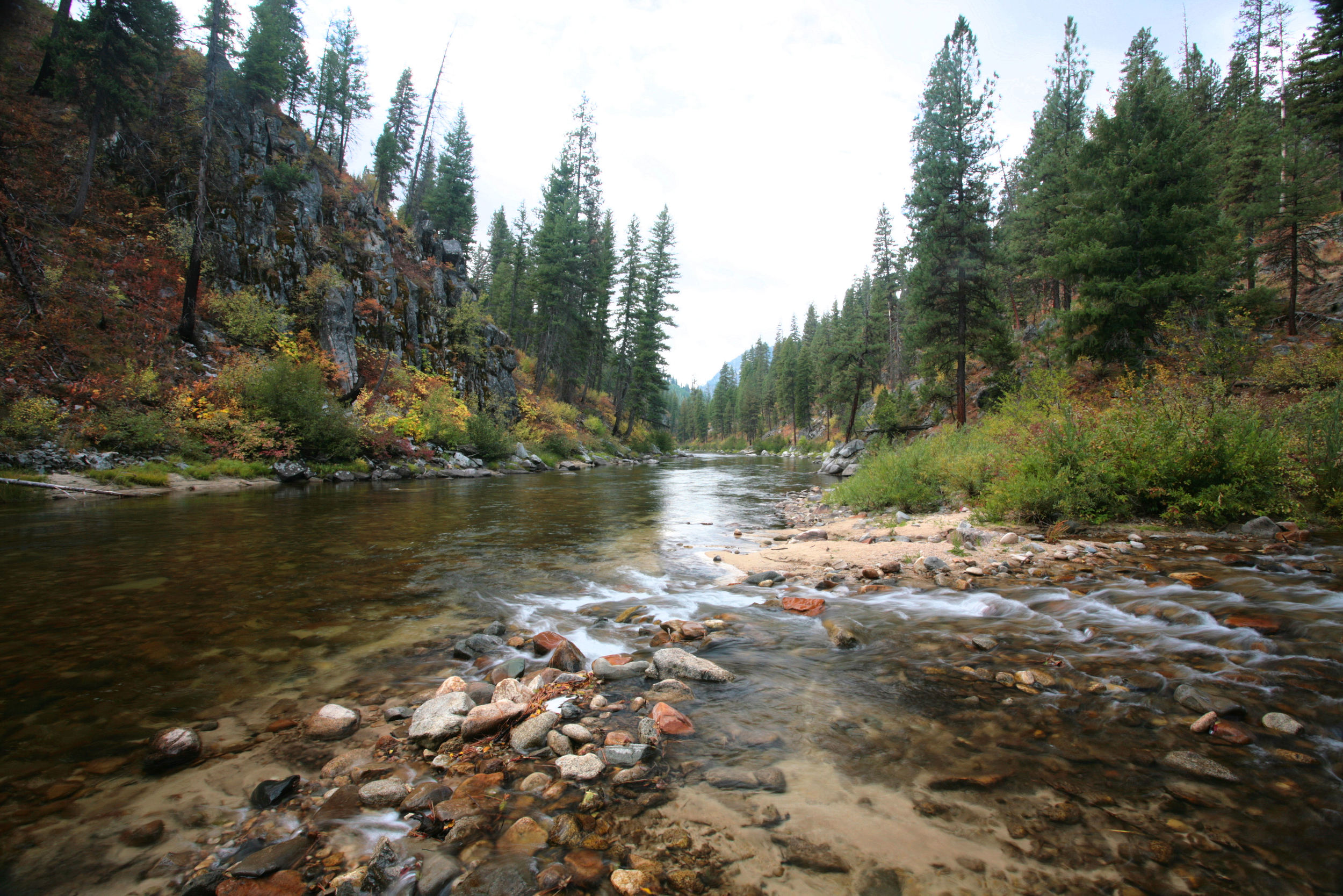 State Protected North Fork of the Boise