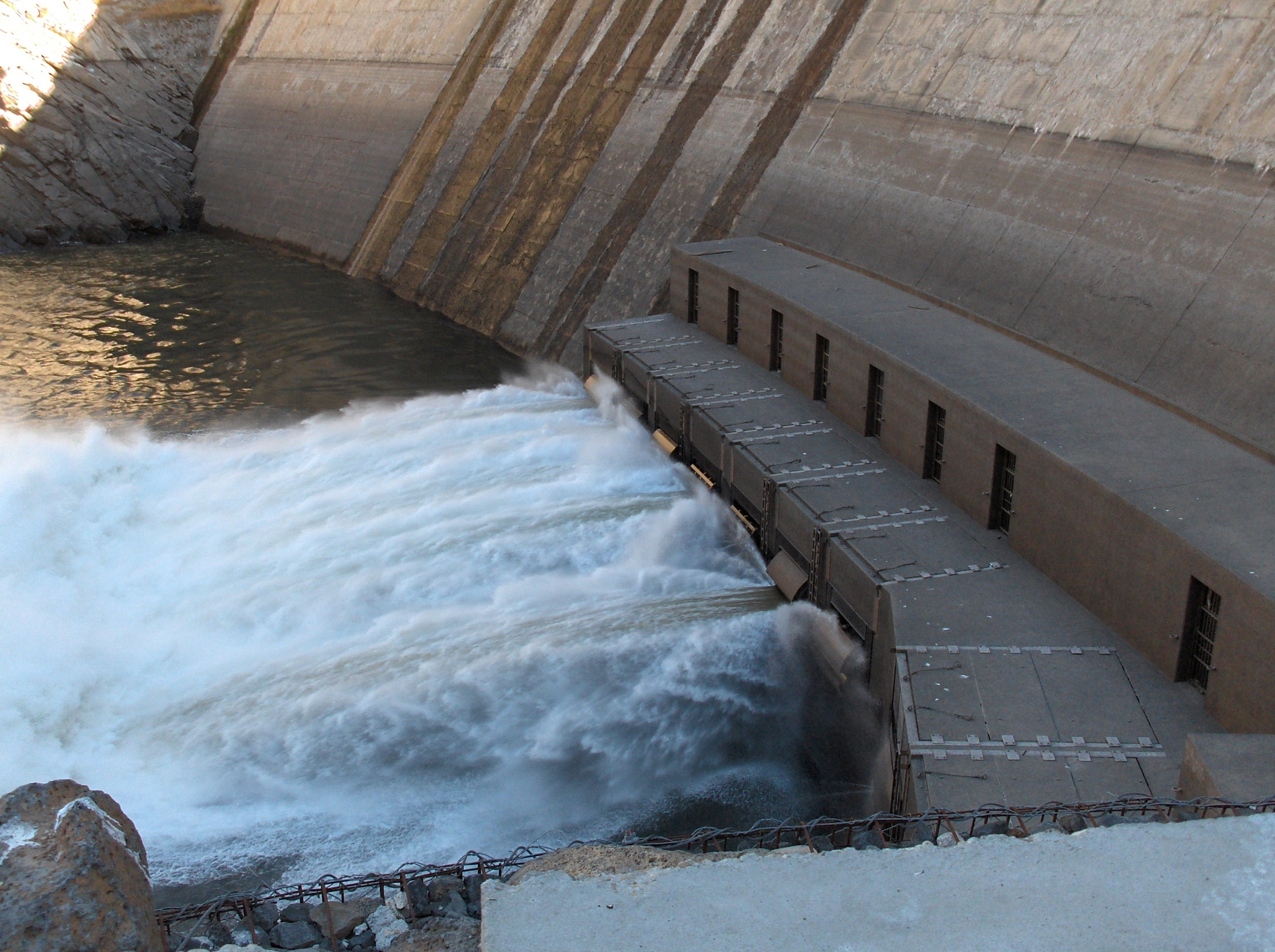 "The completion of Arrowrock Dam marked America's entry into large-scale, irrigated agriculture, what author Steven Solomon calls ""one of history's most momentous innovations."""