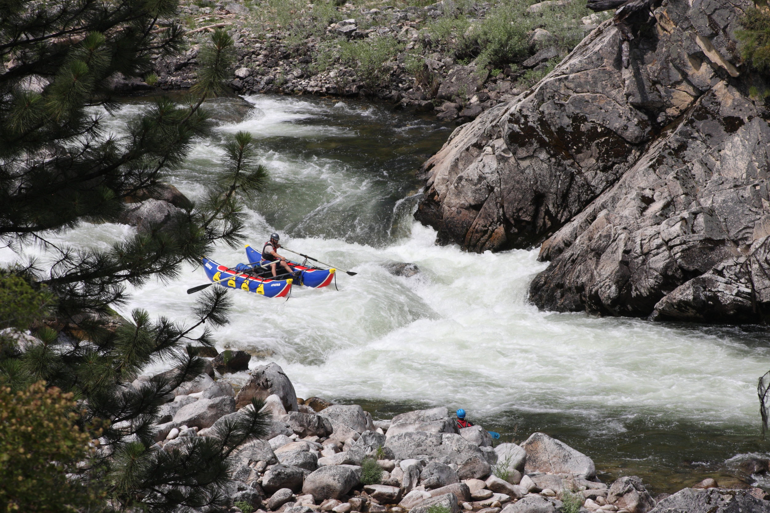 World-class South Fork whitewater