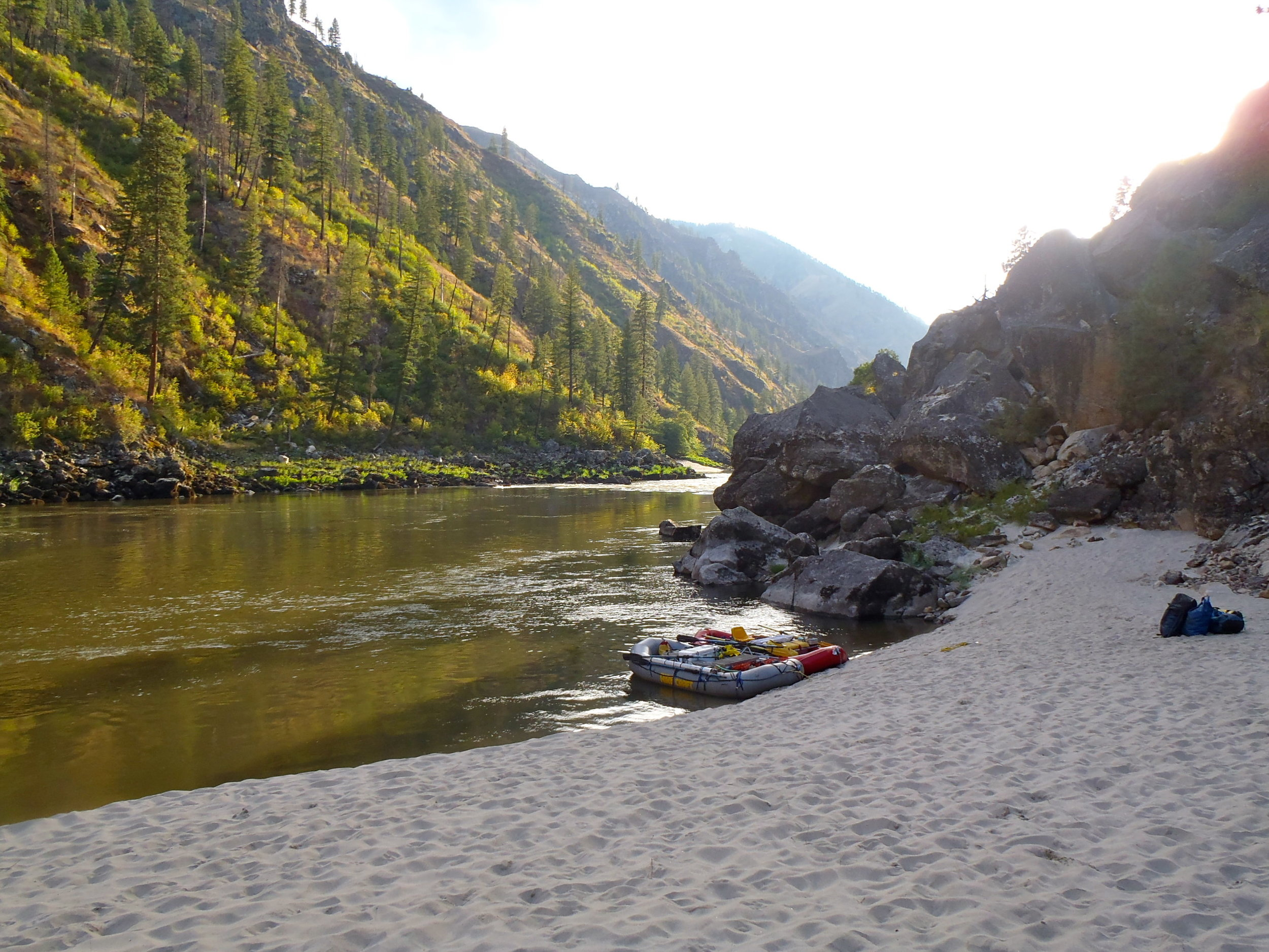 If you love a river...    Take Action Now