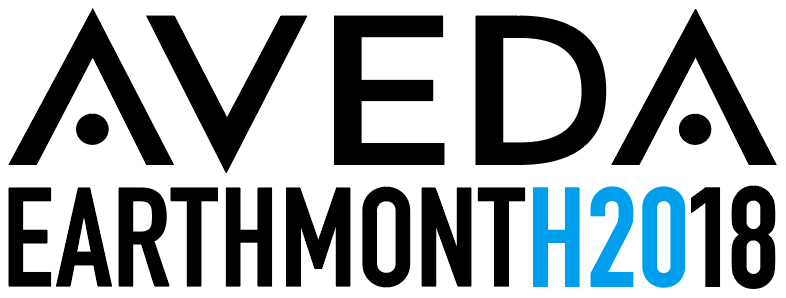 Aveda Earth Month logo.png