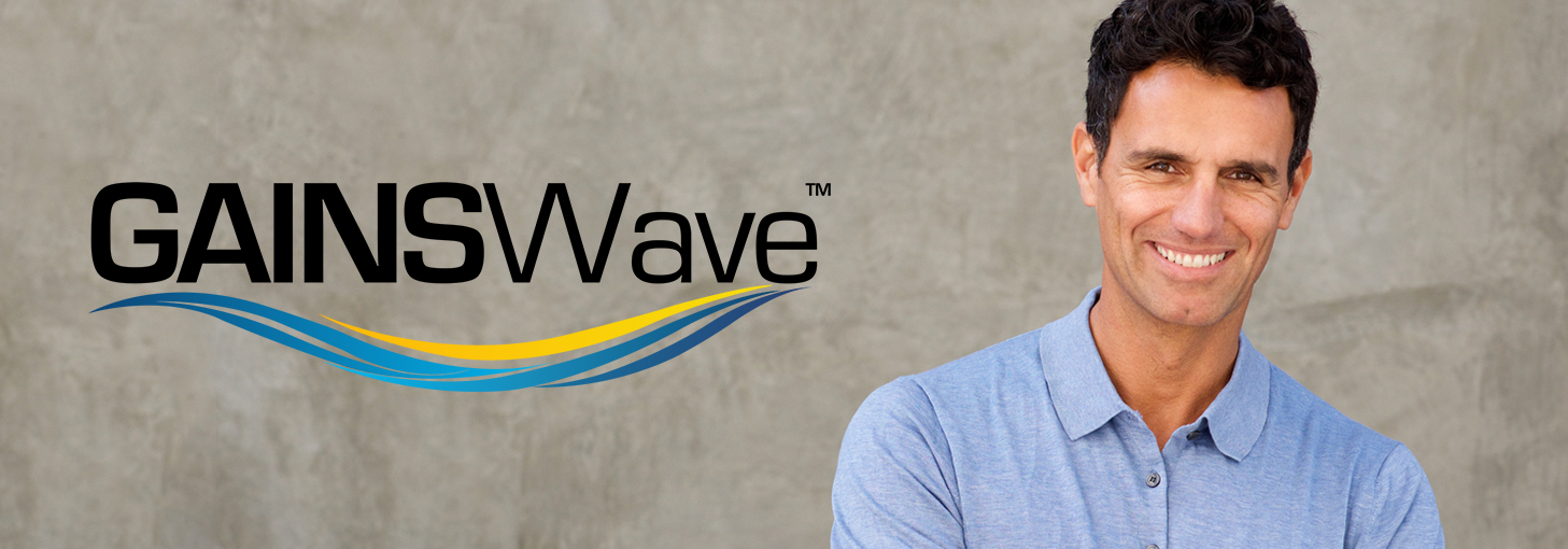 Dr. Jack Zamora offers Gainswave Treatments
