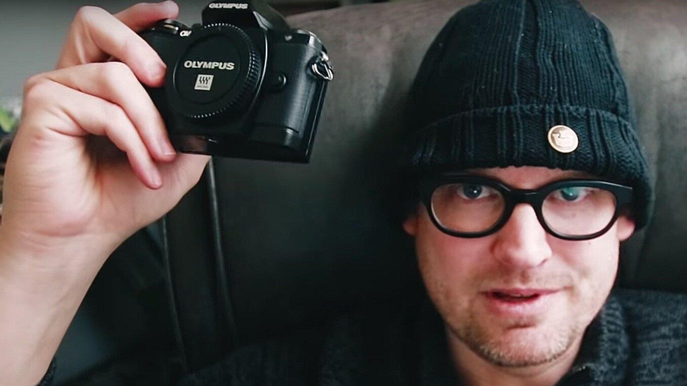 My Mirrorless Camera