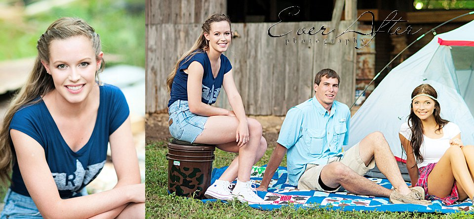 San Antonio TX Senior Portraits