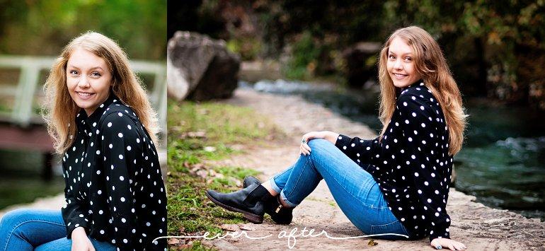San Antonio senior photographer | Beauty Revived Senior