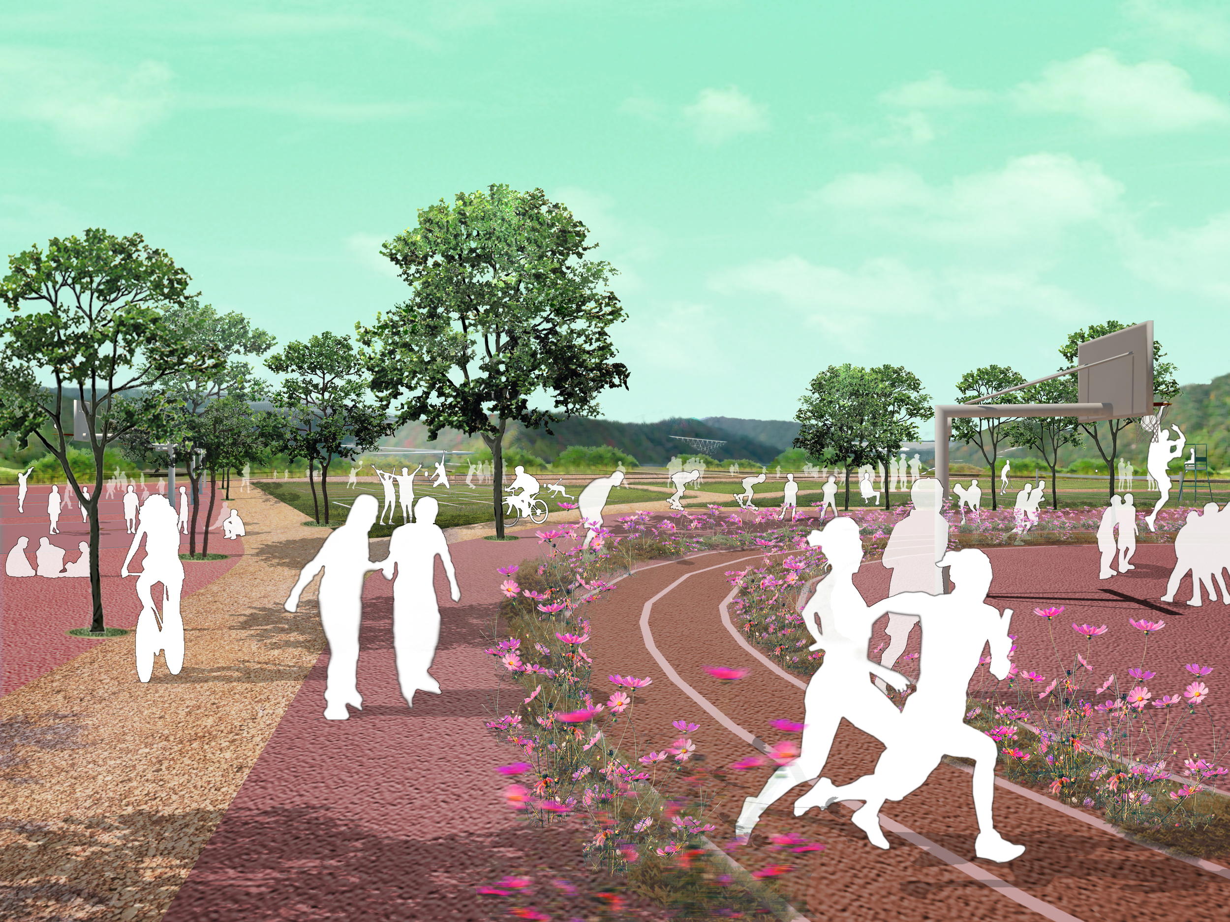 BA_Two Lakes Park_Gwanggyo Trail_render4.jpg