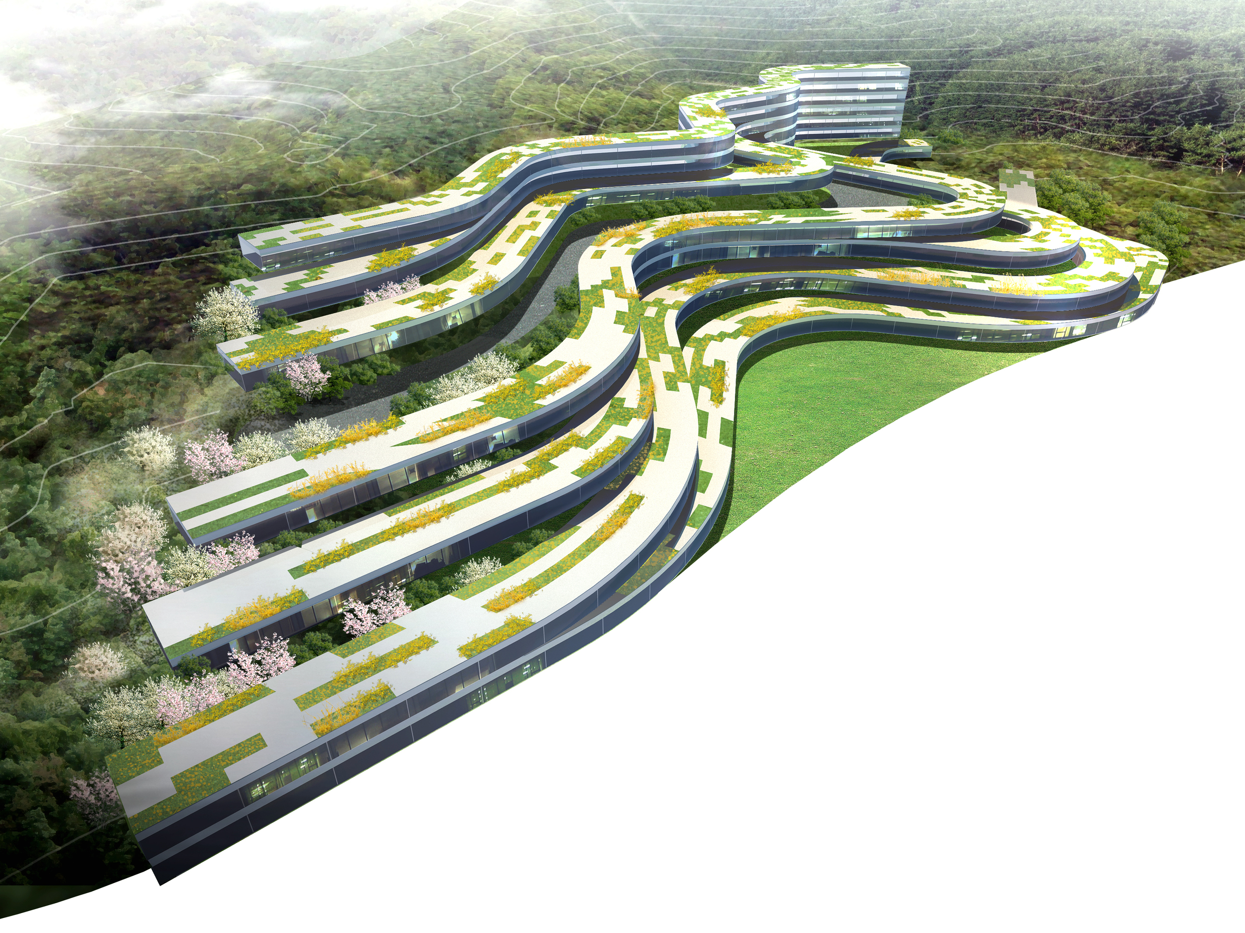BA_Two Lakes Park_Gwanggyo Trail_housing 2.jpg