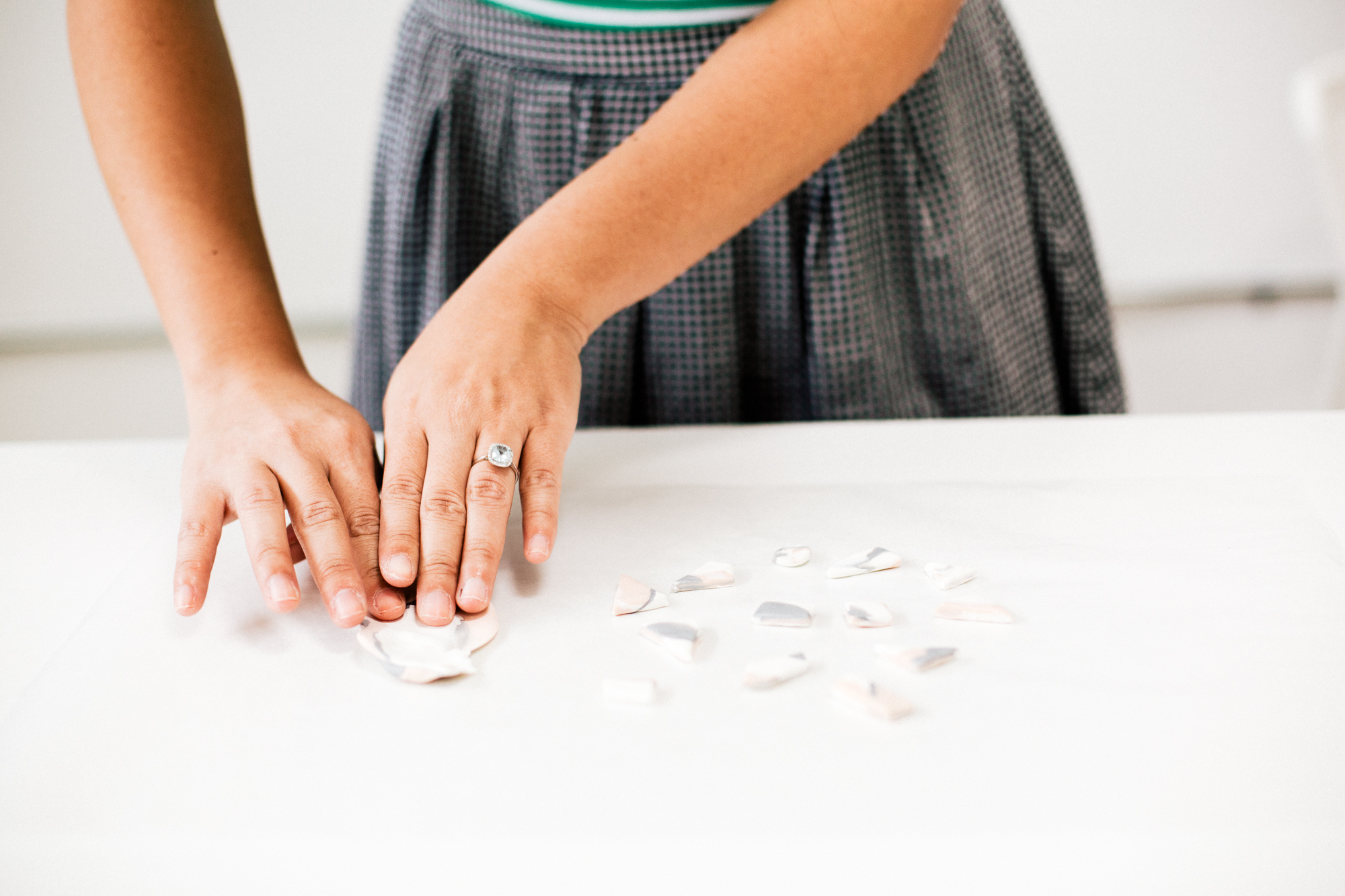 Paper Craft Pantry DIY Clay Thumb Tacks