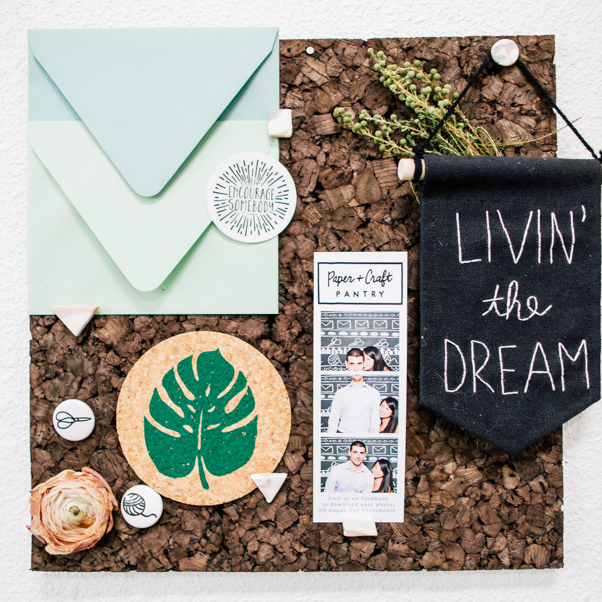 Pei,  The Paper + Craft Pantry